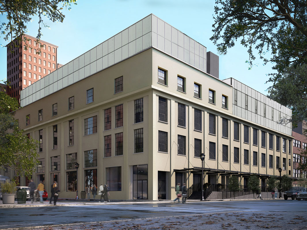 Kushner Cos. takes steps to finance two Jersey City projects
