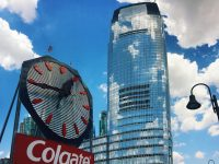 Goldman_Colgate clock