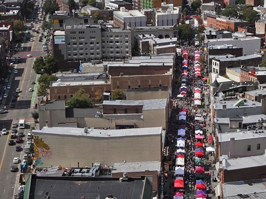 120 Newark Ave-Street Fair