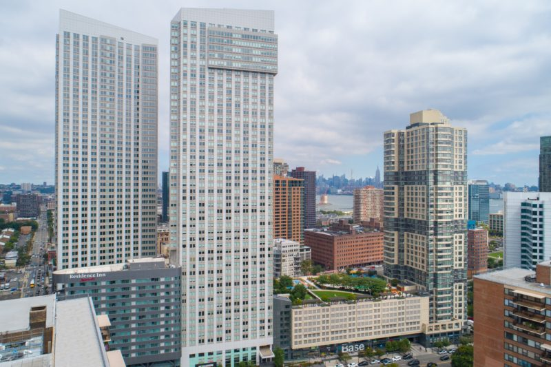 Massive project by Ironstate, Panepinto has anchored a revival in Jersey City neighborhood