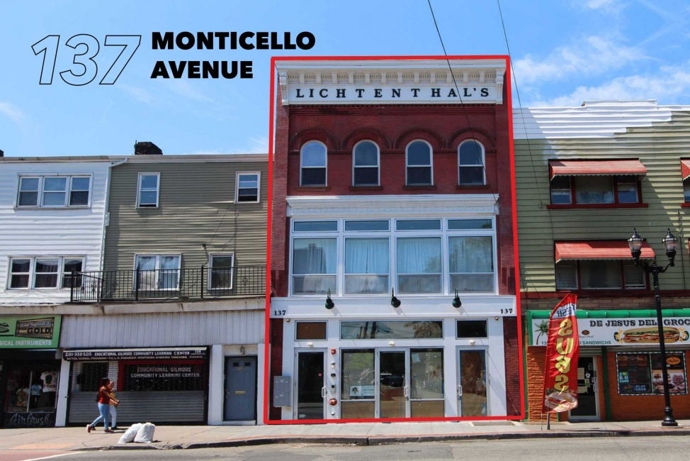 137 Monticello Avenue, United States, New Jersey 07304, ,Retail,For Sale,Monticello Avenue,1015