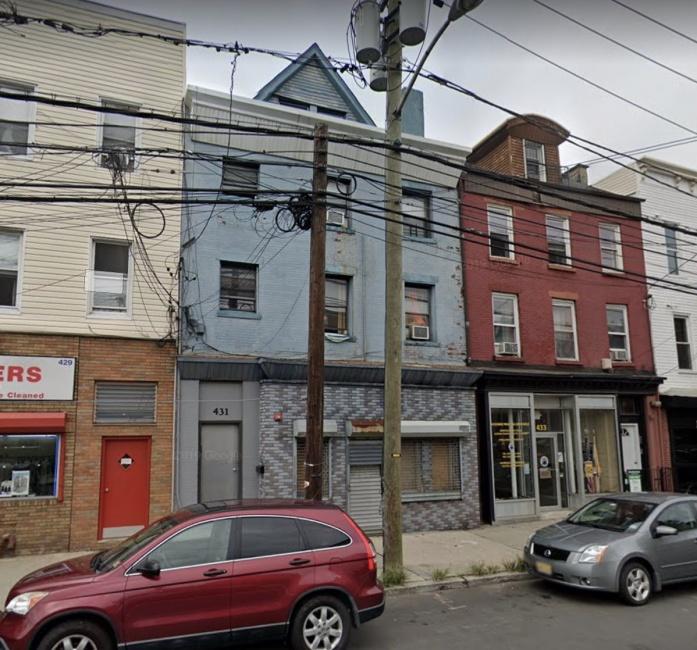 431 Palisades Ave, Jersey City