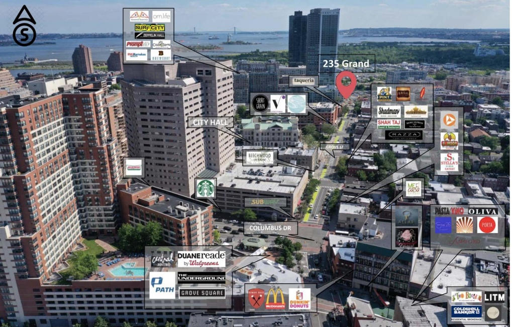 235 Grand Street, United States, New Jersey, ,Retail,Leased,Grand Street,1019